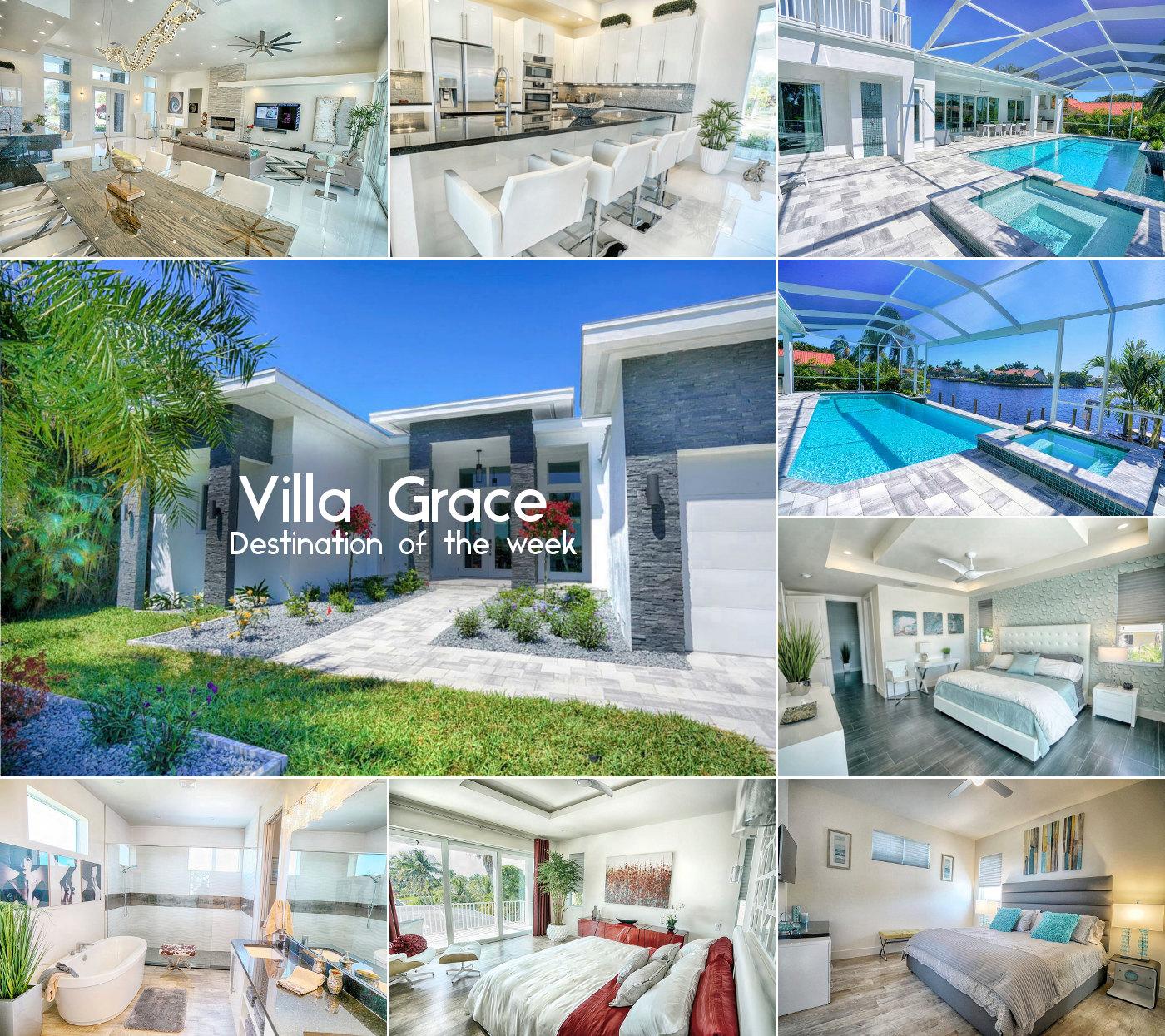 Villa Grace vom Traum zur Wirklichkeit – LVCC Real Estate